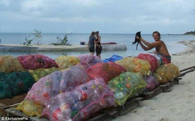 Richart Sowa isla flotante botella PET (6)