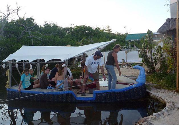 Richart Sowa isla flotante botella PET (4)