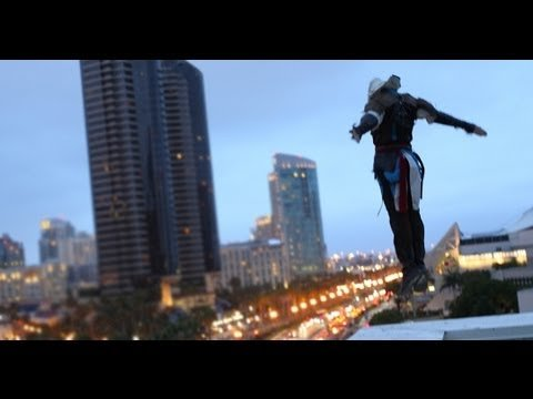 Assassin's Creed - Parkour Vida Real