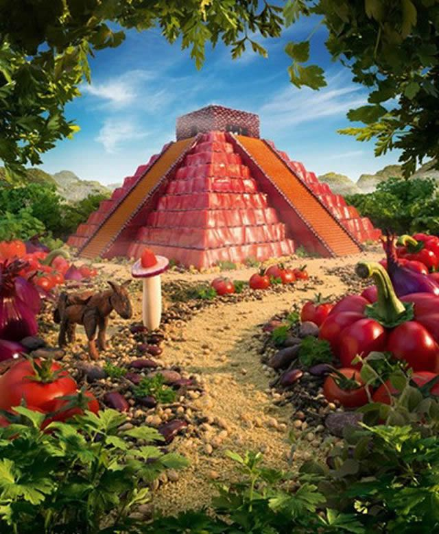 Carl Warner Foodscapes (7)