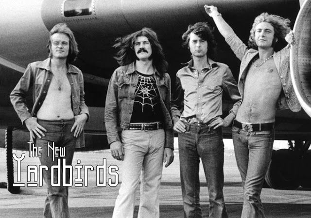 The New Yardbirds (Led Zeppelin)