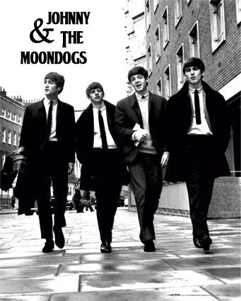 Johnny & The Moondogs (The Beatles)
