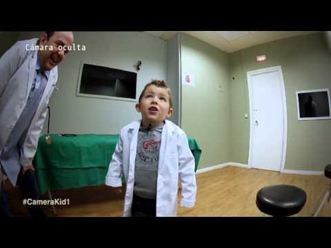 El paciente tiene un pollito en el estómago