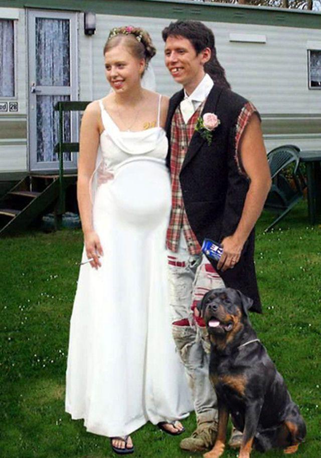 parejas más extrañas del mundo (37)