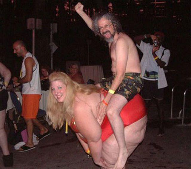 parejas más extrañas del mundo (36)