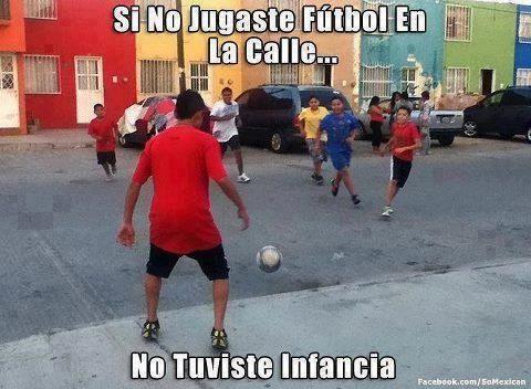 cascarita futbol