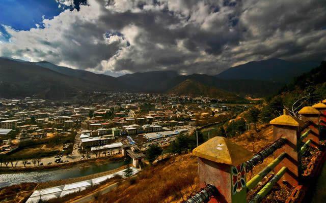 Thimbu, Bután