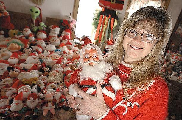 coleccion Santa Claus