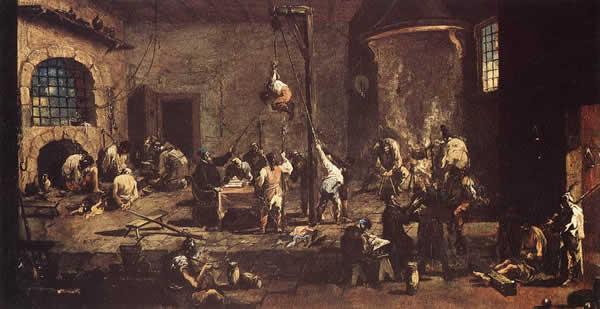 tortura inquisicion