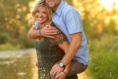 Jesse y Kelly Cottle foto viral