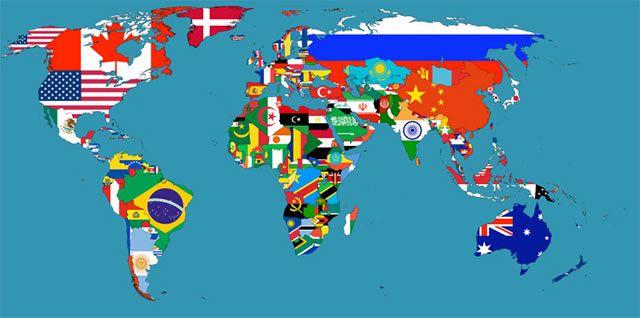 40 Mapas que no te enseñan en la escuela | Marcianos