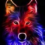 Espectaculares imágenes de animales en colores electrizantes