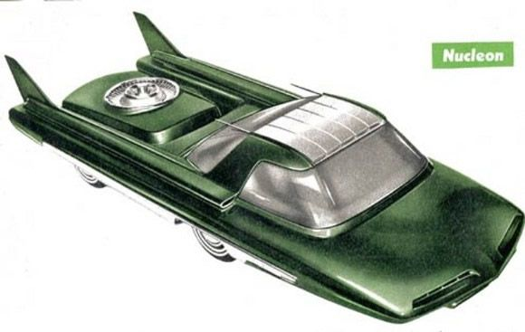 nucleon auto atomico ford