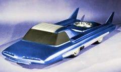 Nucleon, el automóvil atómico de Ford