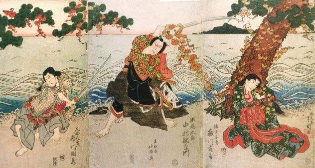 Kabukimonos