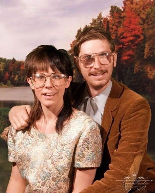 parejas más extrañas del mundo (29)