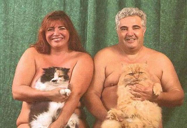 parejas más extrañas del mundo (23)