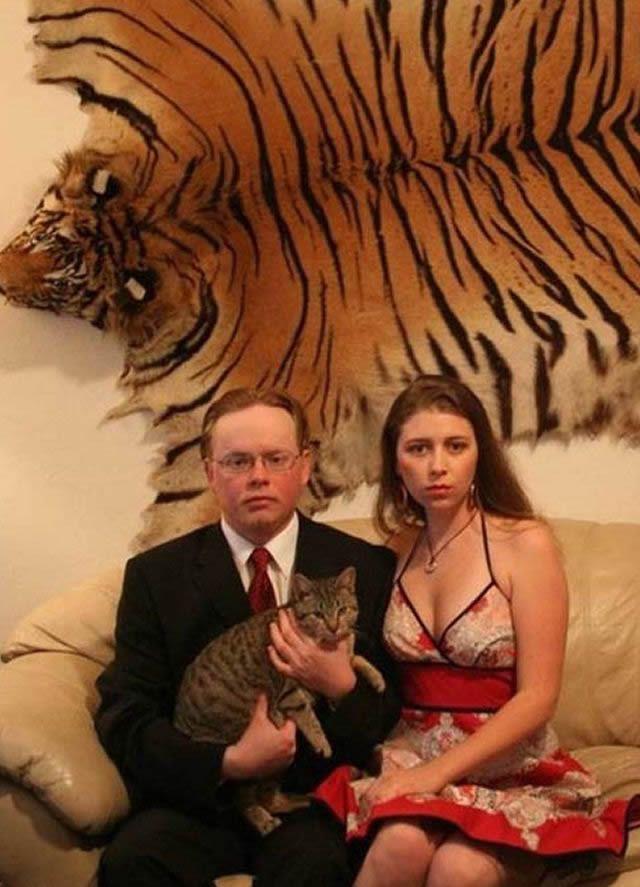 parejas más extrañas del mundo (19)