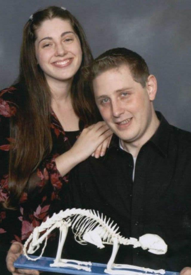 parejas más extrañas del mundo (16)