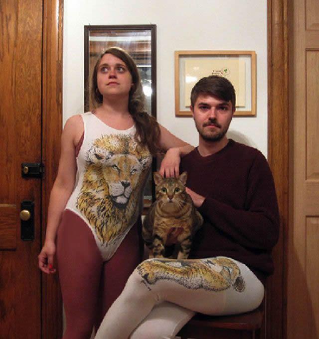 parejas más extrañas del mundo (12)