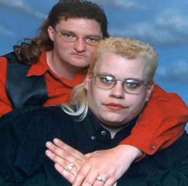 parejas más extrañas del mundo (4)