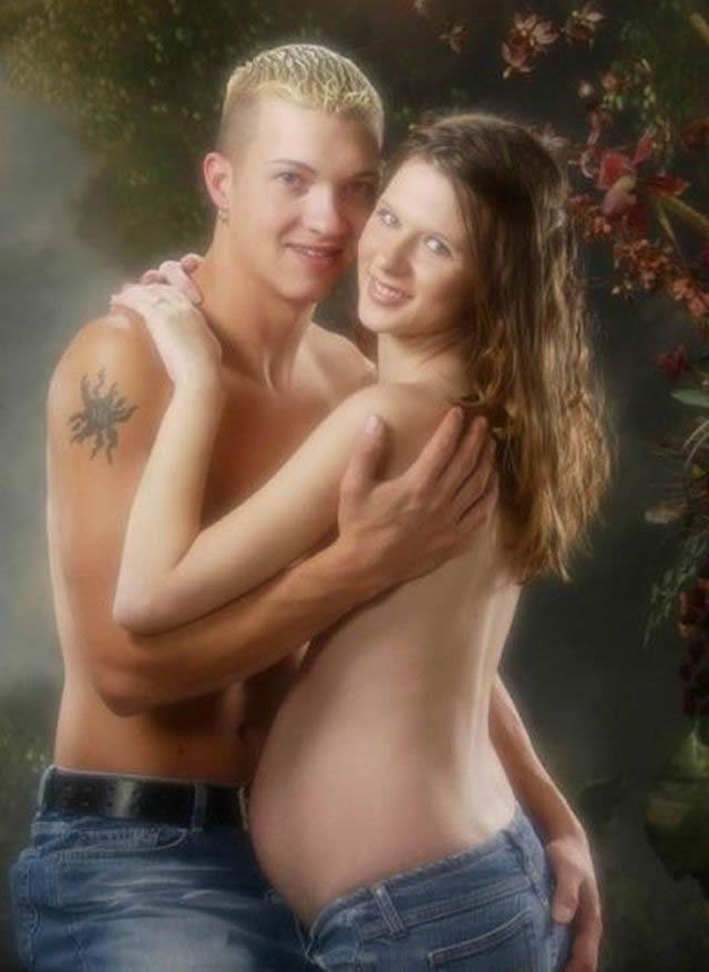 parejas más extrañas del mundo (61)