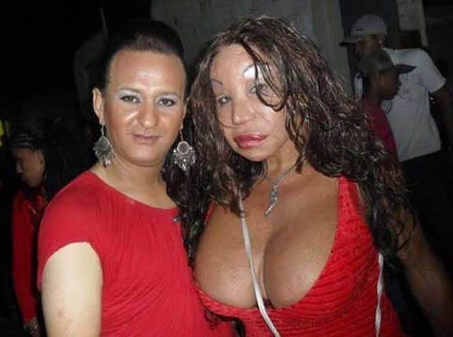 parejas más extrañas del mundo (58)