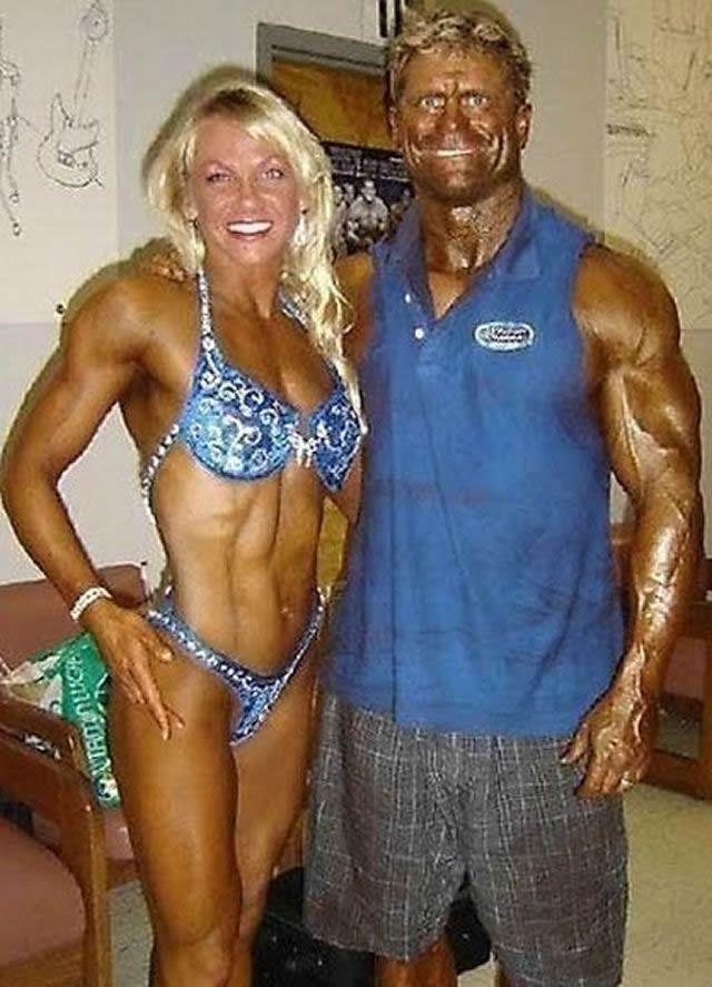 parejas más extrañas del mundo (57)