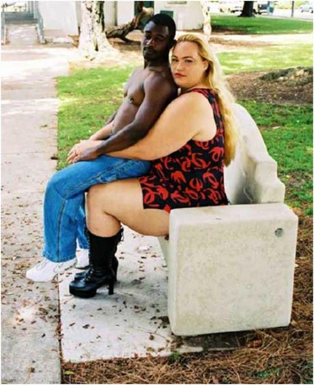 parejas más extrañas del mundo (46)