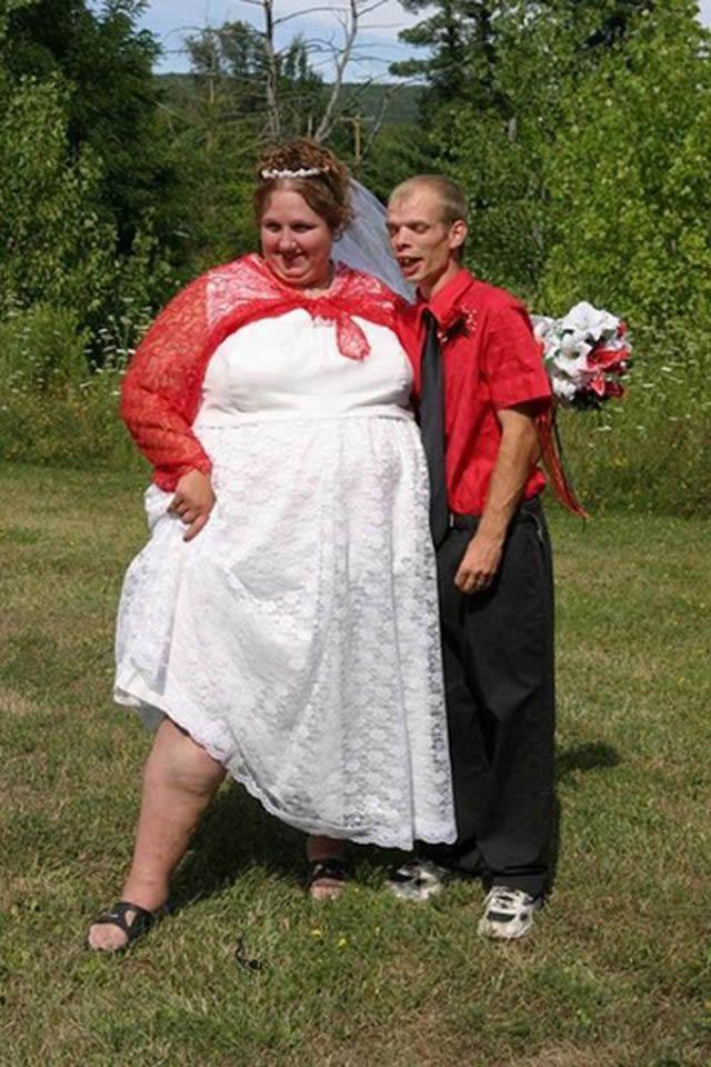 parejas más extrañas del mundo (48)