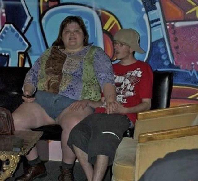 parejas más extrañas del mundo (43)