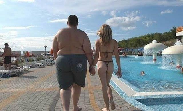 parejas más extrañas del mundo (40)
