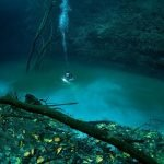 Cenote Angelita rio subterraneo (6)