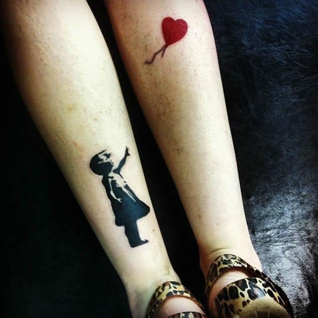 41 tatuajes increíbles inspirados en obras de arte 23