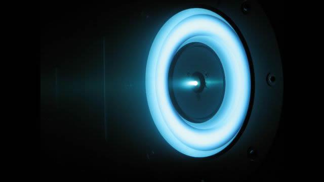 Motor Xenon-Ion