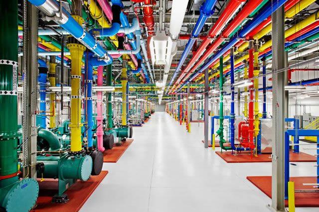 servidor google