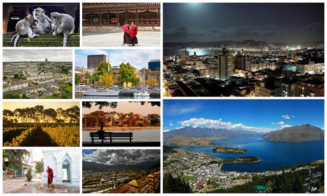 Top 10 las ciudades más amables del mundo