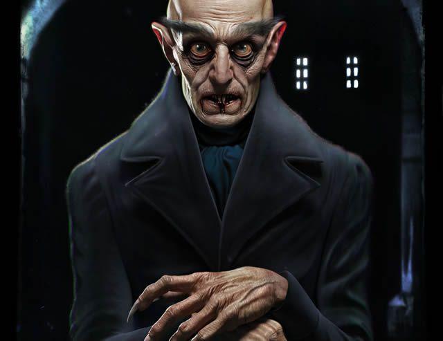 vampiro nosferatu 2