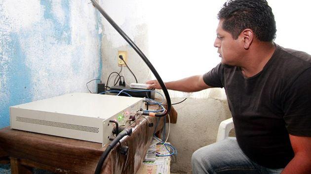 Villa Talea de Castro, pueblo indigena con red celular propia (2)