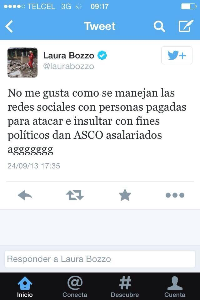 twitter laura bozzo