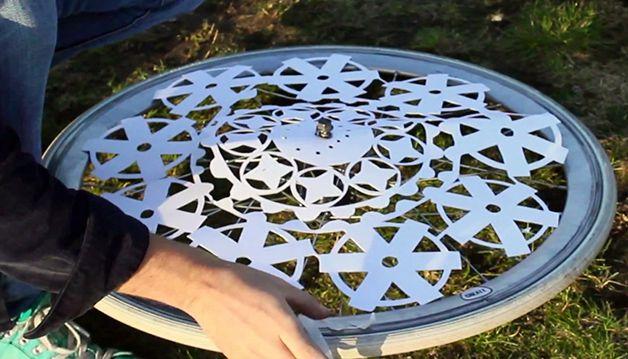 Diseñadora crea animación en ruedas de bicicleta usando ilusión óptica (3)