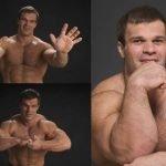Denis Cyplenkov, Hulk de la vida real