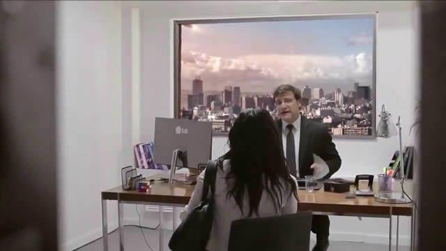 Broma del fin del mundo por LG Ultra HD TV
