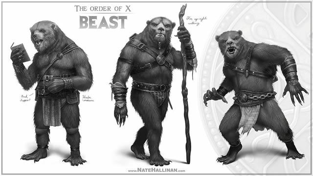 Order of X - X-Men Medievales (14)