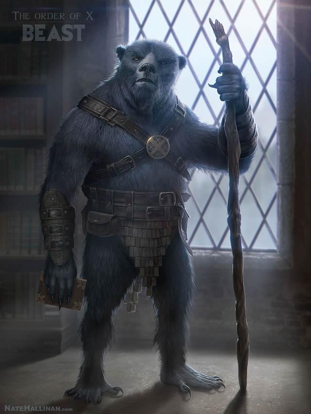 Order of X - X-Men Medievales (1)