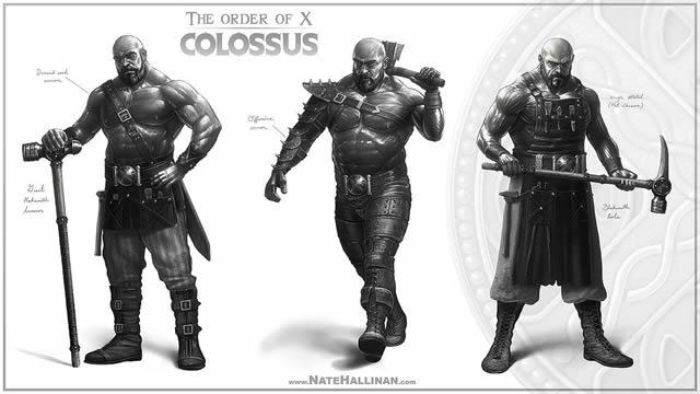 Order of X - X-Men Medievales (15)