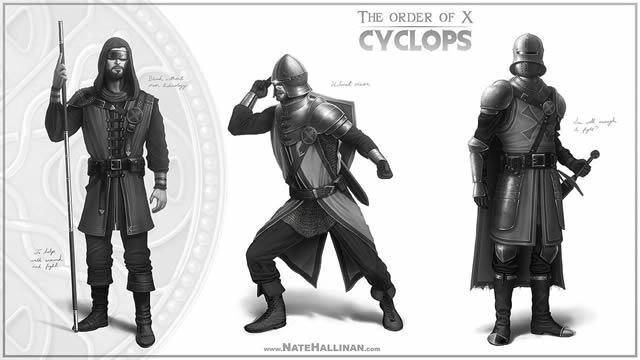 Order of X - X-Men Medievales (13)