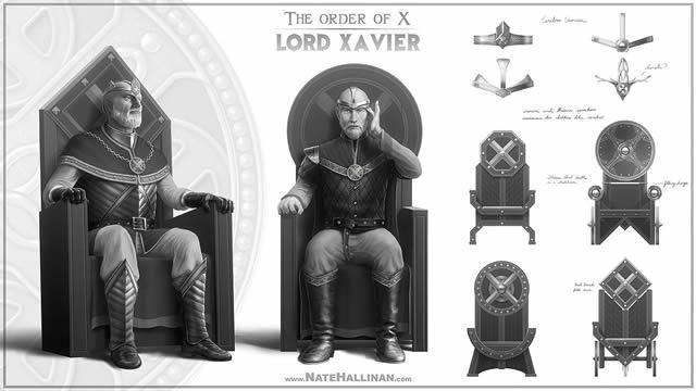Order of X - X-Men Medievales (7)