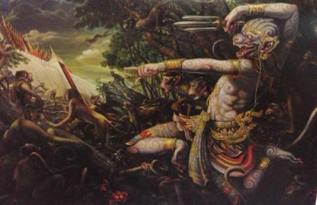 Prateep Kochabua pinturas surrealismo (13)