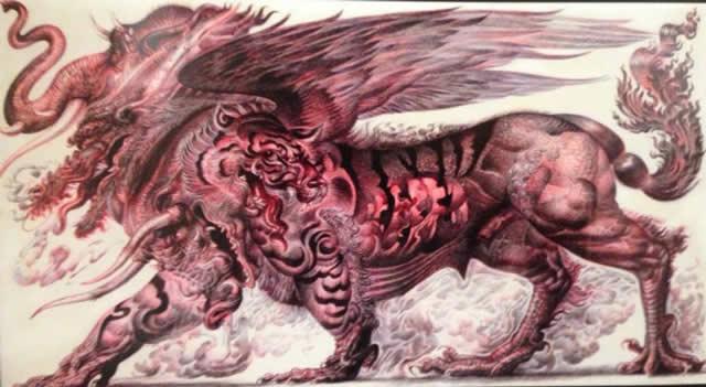 Prateep Kochabua pinturas surrealismo (10)